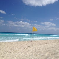 Photo taken at Playa Marlin by Noble W. on 3/7/2013