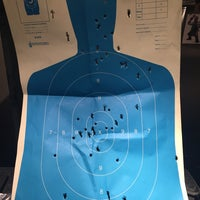 Photo taken at Sharp Shooters by Amenah S. on 1/17/2015