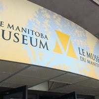 Photo taken at The Manitoba Museum by Aldreich A. on 4/13/2013