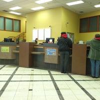 Photo taken at Assiniboine Credit Union by Aldreich A. on 1/10/2014