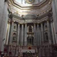 Photo taken at Catedral by Millet R. on 9/30/2016