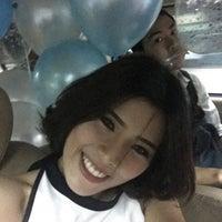 Photo taken at Rama IX Road by GG on 9/6/2016