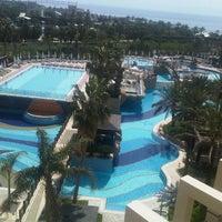 4/18/2013 tarihinde sibel s.ziyaretçi tarafından Fame Residence Lara & Spa Hotel'de çekilen fotoğraf