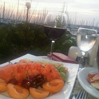 Photo taken at Melita Cafe & Restaurant by sibel s. on 6/7/2013