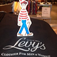 Photo taken at Levy's by Milton W. on 7/11/2013