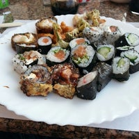 Photo taken at Quick Temaki by Carlos A. on 8/30/2013