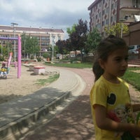 Photo taken at Cevizlik Park by Gülyaşar Ö. on 5/17/2016