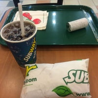 Photo taken at SUBWAY by Afwan A. on 8/31/2015