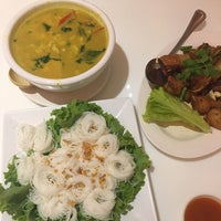 Photo taken at Paknam Seafood by Pangko on 5/6/2017