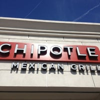 Photo taken at Chipotle Mexican Grill by Kelly-Ann H. on 10/3/2012