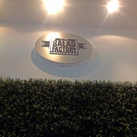 Photo taken at Salad Factory Bogota by Aida R. on 3/11/2014