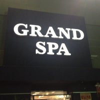 Photo taken at Grand Spa by Donald E. on 5/20/2013