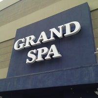 Photo taken at Grand Spa by Donald E. on 7/22/2013