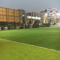 Photo taken at Adana Demirspor Muharrem Gülergin Tesisleri by Izzet K. on 9/20/2017