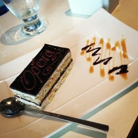 Photo taken at Saquella Espresso Club by Juan Antonio M. on 4/18/2013