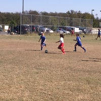 Photo taken at Alamo Sportsplex by Lisa S. on 11/1/2014