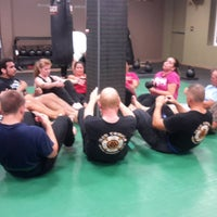 Photo taken at Iron Temple Martial Arts by Iron Temple M. on 7/28/2015
