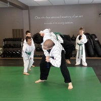 Photo taken at Iron Temple Martial Arts by Iron Temple M. on 2/7/2015