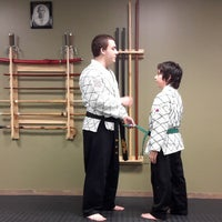 Photo taken at Iron Temple Martial Arts by Iron Temple M. on 2/17/2015