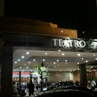 Foto tirada no(a) Teatro Alfa por Gabriel C. em 12/2/2012
