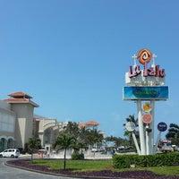 Photo taken at La Isla Shopping Village by Gabriel C. on 4/13/2013