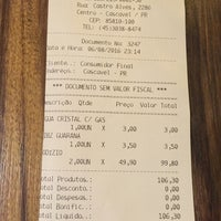 Photo taken at Restaurante Sírio Libanês by Galdino Farias Santos N. on 8/7/2016