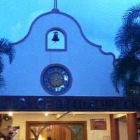 Photo taken at our lady of guadalupe chapel by mj p. on 7/21/2013