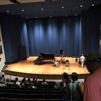 Photo taken at Roberts Recital Hall by P G. on 5/21/2016