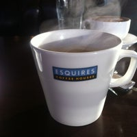Photo taken at Esquires Coffee House by Piaras M. on 11/17/2012
