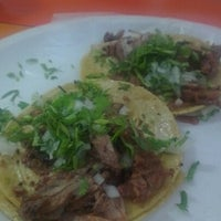 Photo taken at Taqueria La Paloma by Joel S. on 11/3/2012