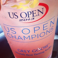 Photo taken at US Open Tennis Championships by Derek F. on 8/28/2013