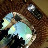 Photo taken at Restaurante Atarazana by Francisco P. on 8/4/2013
