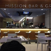 Photo Taken At Mission Bar Amp Grill By Al K On