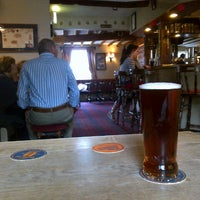 Photo taken at The Bell Inn Rickinghall by Al K. on 10/18/2014