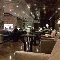 Photo taken at SIA SilverKris Lounge (Terminal 3) by Al K. on 7/5/2013