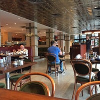 Photo taken at Dine Restaurant by Al K. on 5/10/2016