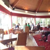 Photo taken at Tudor Park Marriott Bar by Al K. on 7/25/2015