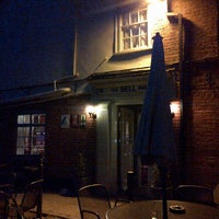 Photo taken at The Bell Inn Rickinghall by Al K. on 6/21/2013