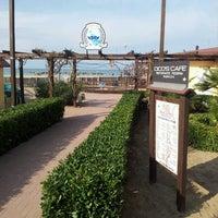 Photo taken at Spiaggia di Cattolica by Maurizio V. on 3/23/2013