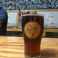 Photo taken at Flagship Brewing Co. by The Brew Noob on 9/13/2014