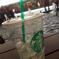 Photo taken at Starbucks by Zübeyde K. on 5/16/2013
