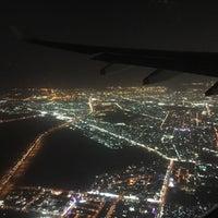 Photo taken at A10 Hajj Terminal King Abdulaziz Airport Jeddah by Zainatun Adilah Z. on 12/17/2017