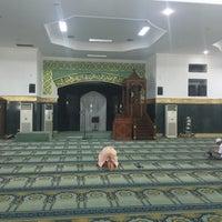 Photo taken at Masjid Agung An-Nur by lukmana r. on 6/26/2017