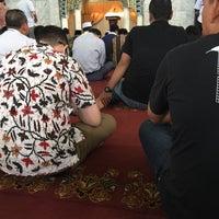 Photo taken at Masjid Agung Medan by lukmana r. on 9/23/2016