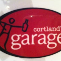 Photo taken at Cortland's Garage by adam k. on 1/12/2013