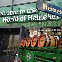 2/8/2013 tarihinde Nurettinziyaretçi tarafından Heineken Experience'de çekilen fotoğraf