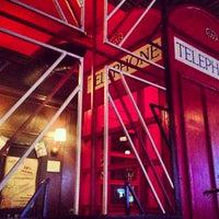 Снимок сделан в Pub DADDY пользователем 💓Elizaveta K. 1/10/2013