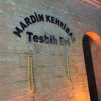 Photo taken at Mardin Kehribah Tesbih Evi by Emrullah F. on 8/1/2015