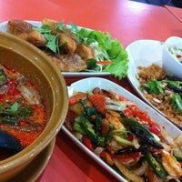 Photo taken at เมี่ยงปลาเผา by Qwuanerd Q. on 1/21/2014