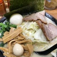 2/11/2018にlyusukeがらっち家 横浜家系ラーメンで撮った写真